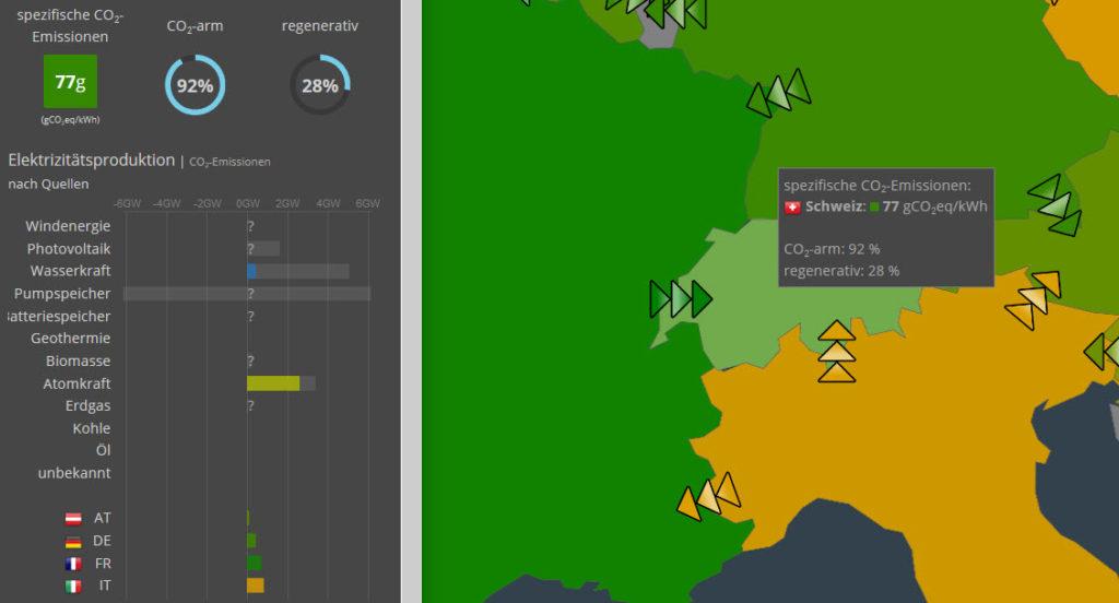 Electricity_Map_Schweiz
