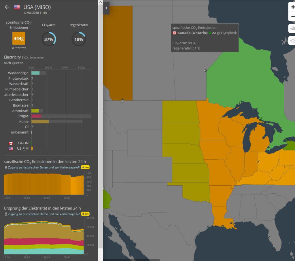 Electricity_Map_Nordamerika