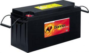 Banner AGM Batterie